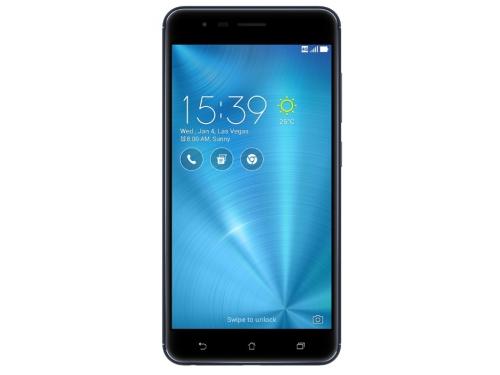 Смартфон Asus ZenFone 3 Zoom ZE553KL 4/64Gb, черный, вид 1