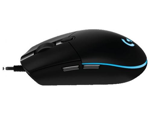 Мышь Logitech G102 Prodigy Gaming Mouse USB, черная, вид 8