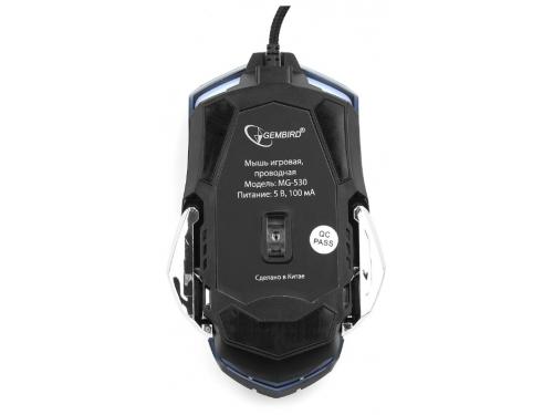 Мышь Logitech G102 Prodigy Gaming Mouse USB, черная, вид 9