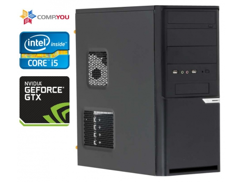 Системный блок CompYou Home PC H577 (CY.563307.H577), вид 1