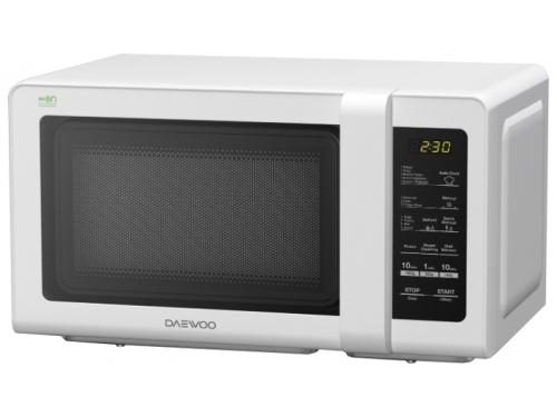Микроволновая печь Daewoo KOR-662BW, белая, вид 1
