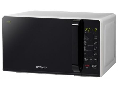 Микроволновая печь Daewoo KOR-663K, белая, вид 1