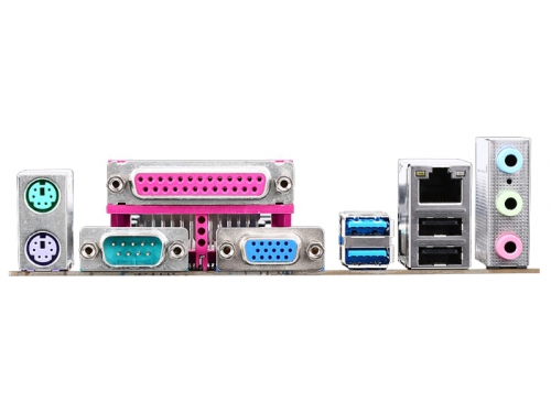 Материнская плата MSI H81M-P32L Soc-1150 H81, вид 5
