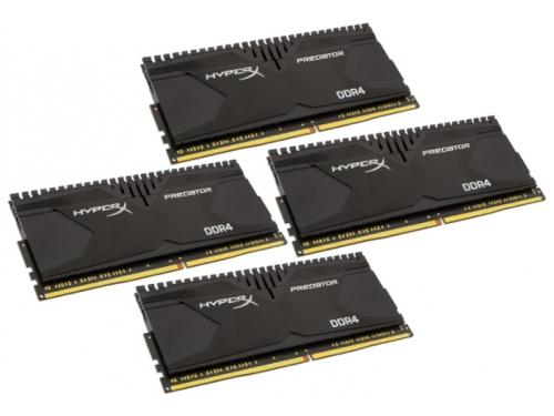 ������ ������ Kingston HX421C13PBK4/16 (DDR4, 4x 4Gb, 2133 MHz, CL13-13-13, DIMM), ��� 1