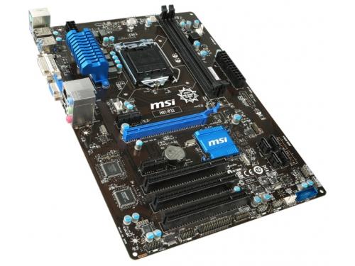 ����������� ����� MSI H81-P33 Soc-1150 H81 DDRIII ATX SATA3 USB3.0 VGA/DVI, ��� 2