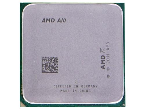 Процессор AMD A10 X4 6700 (Soc FM2)  (3.7ГГц, 4*1024КБ, Radeon 8670D) 65W, вид 1
