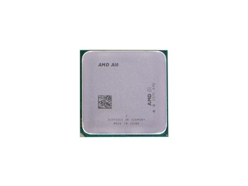 Процессор AMD A10 X4 6700 (Soc FM2)  (3.7ГГц, 4*1024КБ, Radeon 8670D) 65W, вид 2