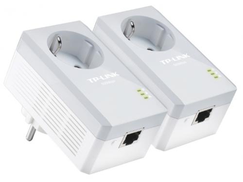 PowerLine-адаптер TP-LINK TL-PA4010P KIT, комплект адаптеров, вид 2