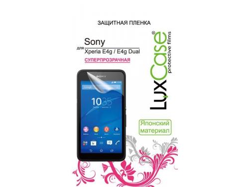�������� ������ ��� ��������� LuxCase  ��� Sony Xperia E4/ E4 Dual, (���������������), 137�74 ��, ��� 1