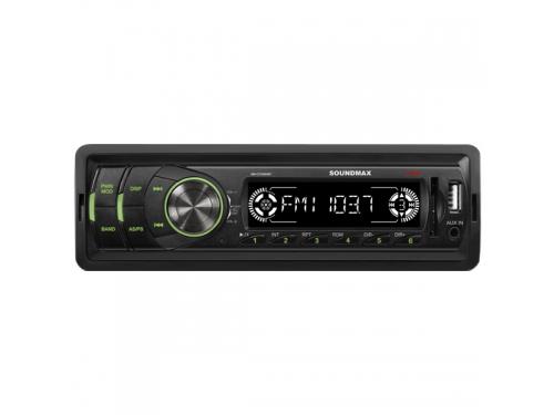 Автомагнитола SoundMax SM-CCR3050F Bl/G, вид 2