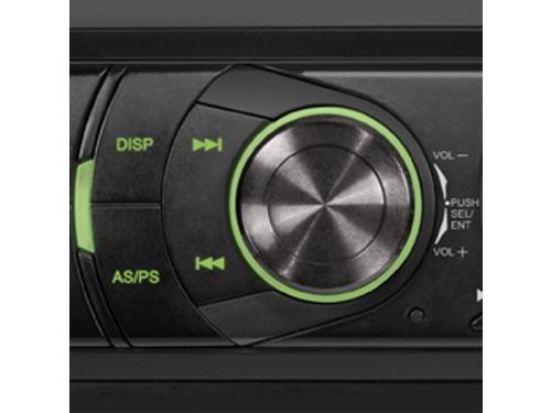 Автомагнитола SoundMax SM-CCR3050F Bl/G, вид 3