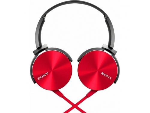 Наушники Sony MDRXB450APRQ(Е), вид 2