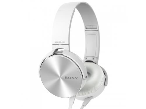Наушники Sony MDRXB450APWQ(Е), вид 1