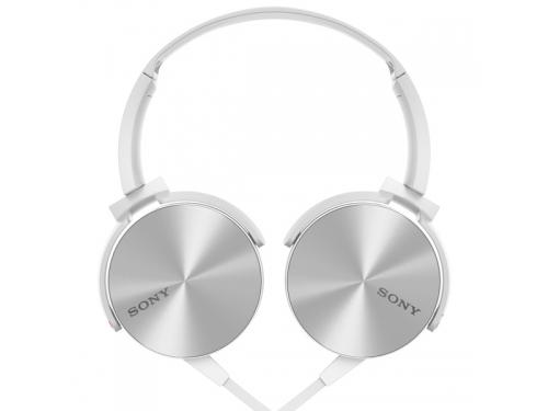 Наушники Sony MDRXB450APWQ(Е), вид 3