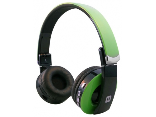 Гарнитура bluetooth Harper HB-400 Green, вид 2