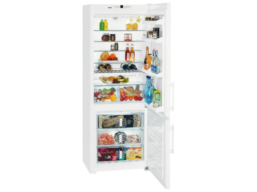 Холодильник Liebherr CN 5113 белый, вид 1