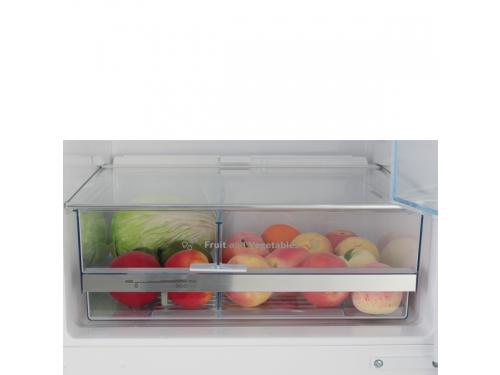 Холодильник Bosch KGV36VL23R нержавеющая сталь, вид 2
