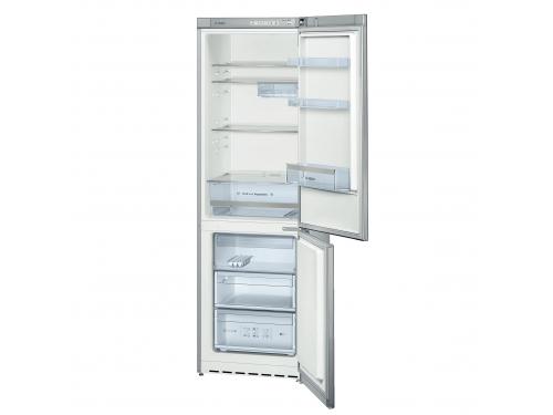 Холодильник Bosch KGV36VL23R нержавеющая сталь, вид 3