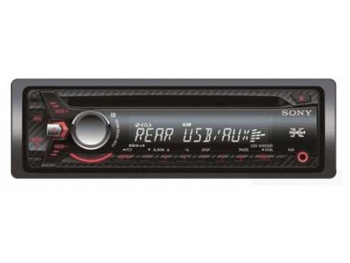 Автомагнитола Sony CDX-G1003UR, вид 1