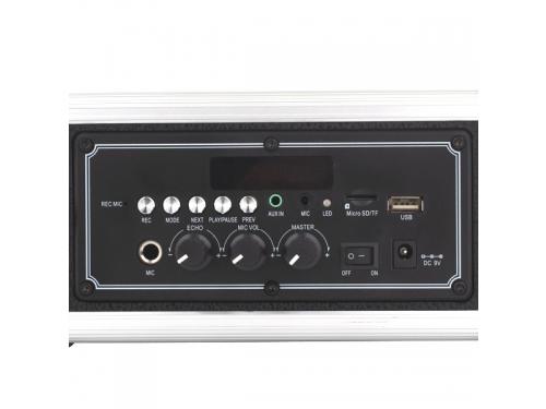 Портативная акустика MAX Q70 (портативная аудиосистема), вид 2