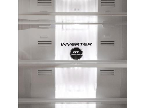 Холодильник Hitachi R-SG37BPUGBK, вид 4
