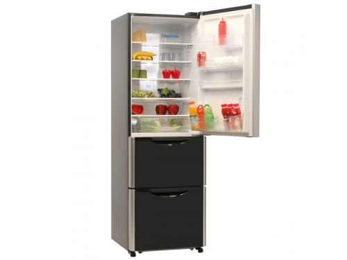 Холодильник Hitachi R-SG37BPUGBK, вид 2