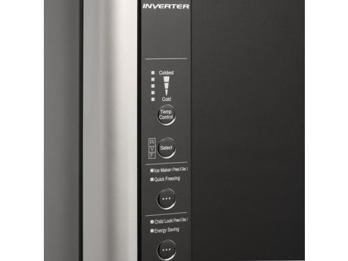 Холодильник Hitachi R-SG37BPUGBK, вид 3