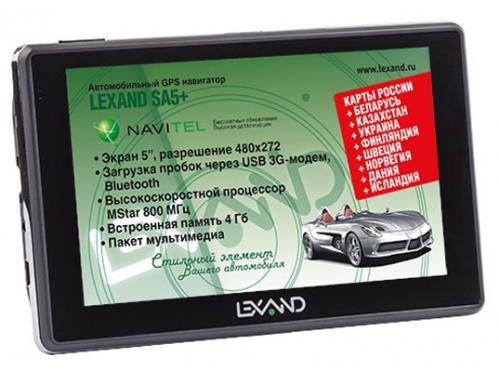 ��������� Lexand SA5+, ��� 1