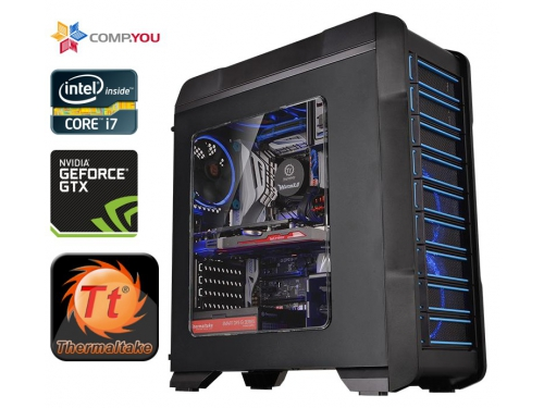 Системный блок CompYou Game PC G777 (CY.536323.G777), вид 1