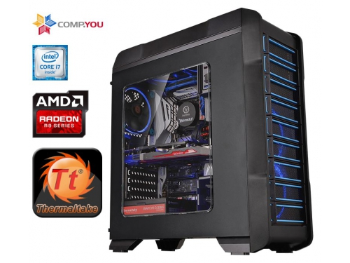 Системный блок CompYou Game PC G775 (CY.463664.G775), вид 1