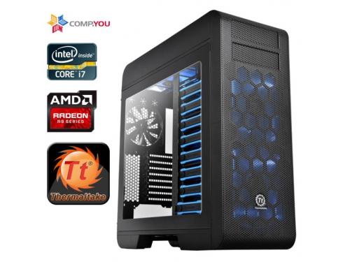 Системный блок CompYou Office PC W170 (CY.518917.W170), вид 1