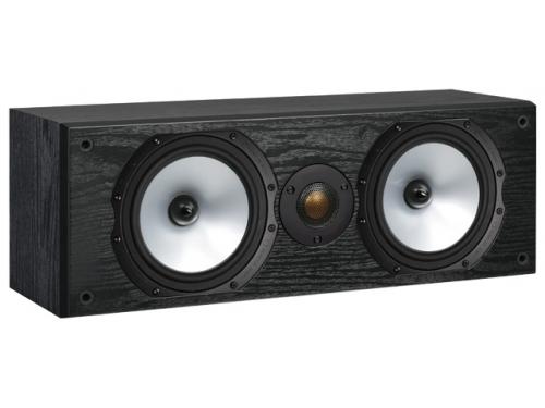 Акустическая система Monitor Audio MR centre, чёрный дуб, вид 1