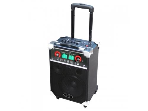 Портативная акустика MAX Q67 (портативная аудиосистема), вид 1