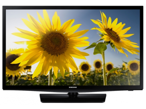телевизор Samsung  UE19H4000AK black, вид 1