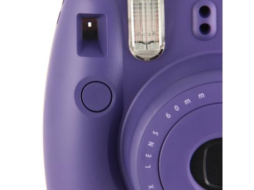 Фотоаппарат моментальной печати Fujifilm Instax Mini 8, фиолетовый, вид 4