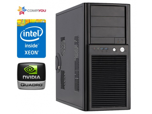 Системный блок CompYou Office PC W170 (CY.537727.W170), вид 1