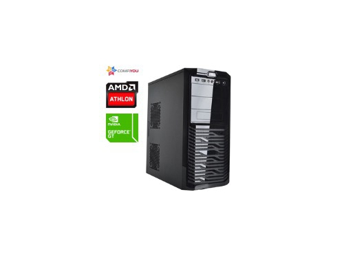 Системный блок CompYou Home PC H557 (CY.558596.H557), вид 1