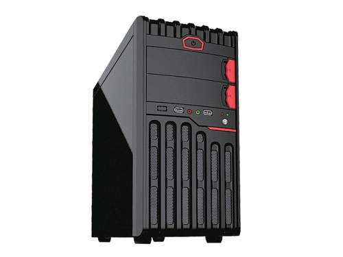 Системный блок CompYou Home PC H555 (CY.340345.H555), вид 2
