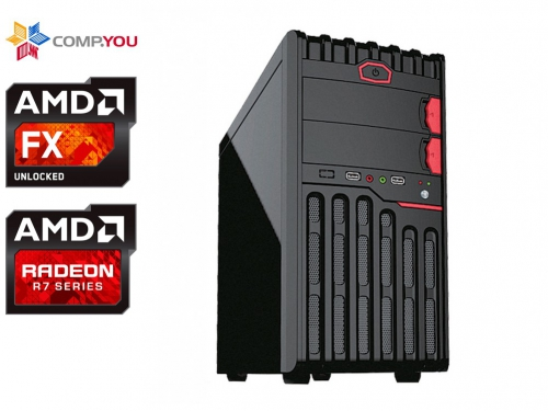 Системный блок CompYou Home PC H555 (CY.456024.H555), вид 1