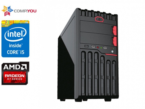 Системный блок CompYou Home PC H575 (CY.460240.H575), вид 1