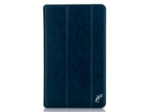 Чехол для планшета G-case Executive GG-792 (для Lenovo Tab 3 Plus 8.0 8703X/8703F), тёмно-синий, вид 1