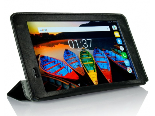 Чехол для планшета G-case Executive GG-791 (для Lenovo Tab 3 Plus 8.0 8703X/8703F), чёрный, вид 4