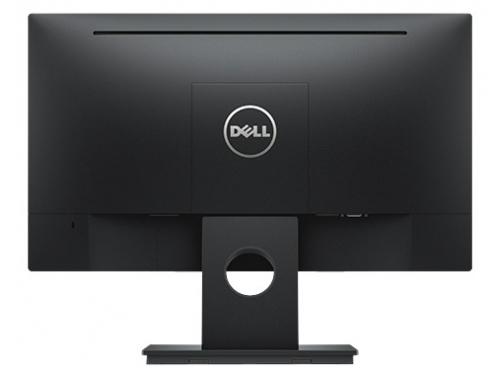 Монитор Dell E2016H, чёрный, вид 3