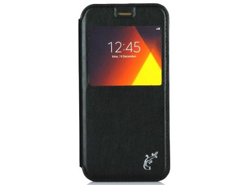 Чехол для смартфона G-case Slim Premium GG-796, для Samsung Galaxy A5 (2017) SM-A520F, чёрный, вид 1