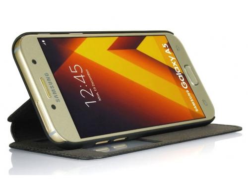 Чехол для смартфона G-case Slim Premium GG-796, для Samsung Galaxy A5 (2017) SM-A520F, чёрный, вид 4