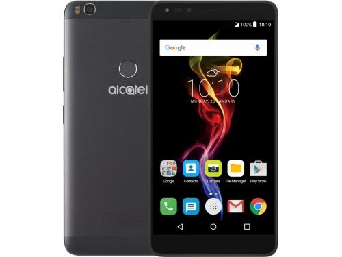 Смартфон Alcatel Pop 4-6 7070X, графит, вид 8