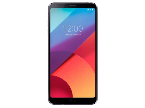 Смартфон LG G6 H870DS, 64Gb, чёрный, вид 1