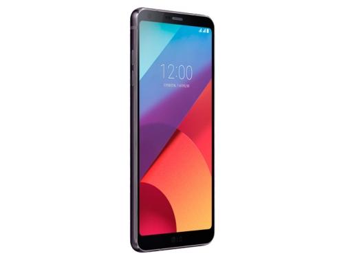 Смартфон LG G6 H870DS, 64Gb, чёрный, вид 2