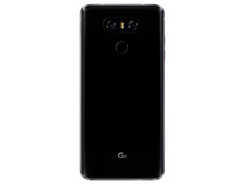 Смартфон LG G6 H870DS, 64Gb, чёрный, вид 3