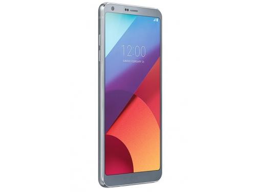 Смартфон LG G6 H870DS 64Gb, тёмно-серебристый, вид 3